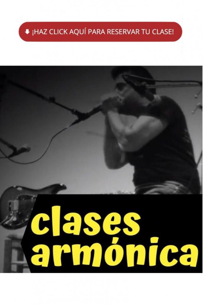 Clases de armonica profesional